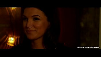 Gina Carano Lydia Hull in Extraction 2015