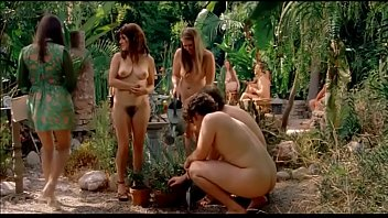 Lots of full frontal female nudity from the 2007 movie Viva.  Particularly nice pointy tits on one of the actresses.  Includes a lengthy scene from a nudist camp.