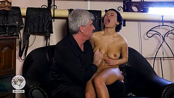 Slave girl receives harsh punishment