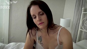 Mom Helps Son - Mom & Son Share a Bed - Virtual Sex, Older Woman, Fauxcest, Mature Thumbnail