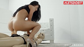 LETSDOEIT - Everything You Can Ass For (Anal Masturbation) With Lexi Dona