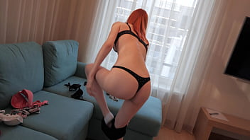 Hot Sex With My Step Sister Before Her Date with Boyfriend