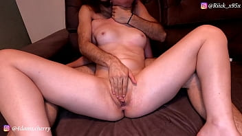 Fingering My Hot Teen Girlfriend Until She Squirts!! Amateur Passionate Porn by Rick & Cherry Adams