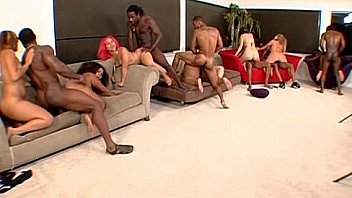 Big Phat Wet Ass Orgy 3 Part 1