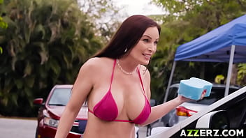 car wash fuck bikini Hot girls