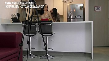 Watch Making of de modelo colombiana haciendo cine porno preview
