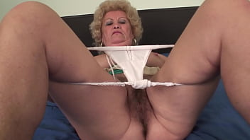 Roberto the craftsmen always likes to work for granny Louisa because at the end she alwyas want to get fucked
