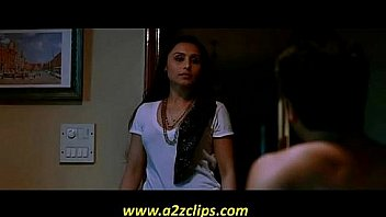 Rani Mukherjee hot sex and kissing scene from No one killed jess