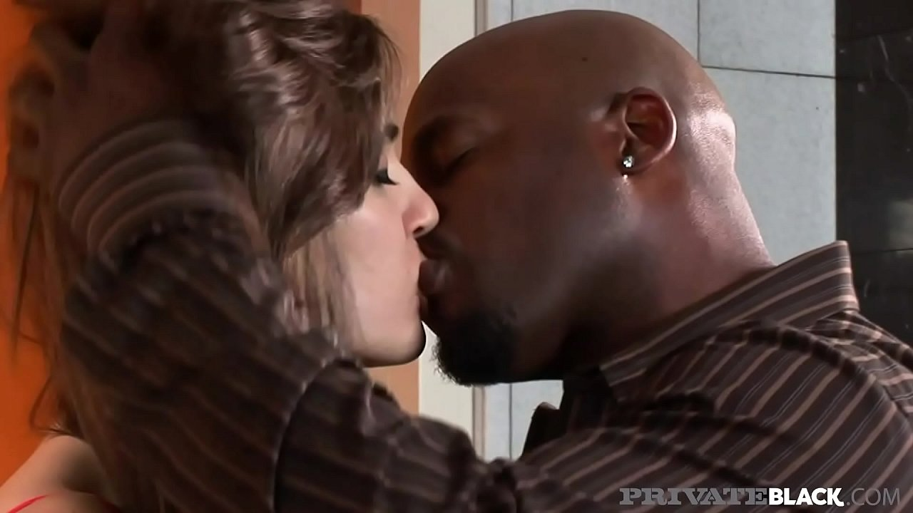 Blacked young girl tries threesomes with two bbc