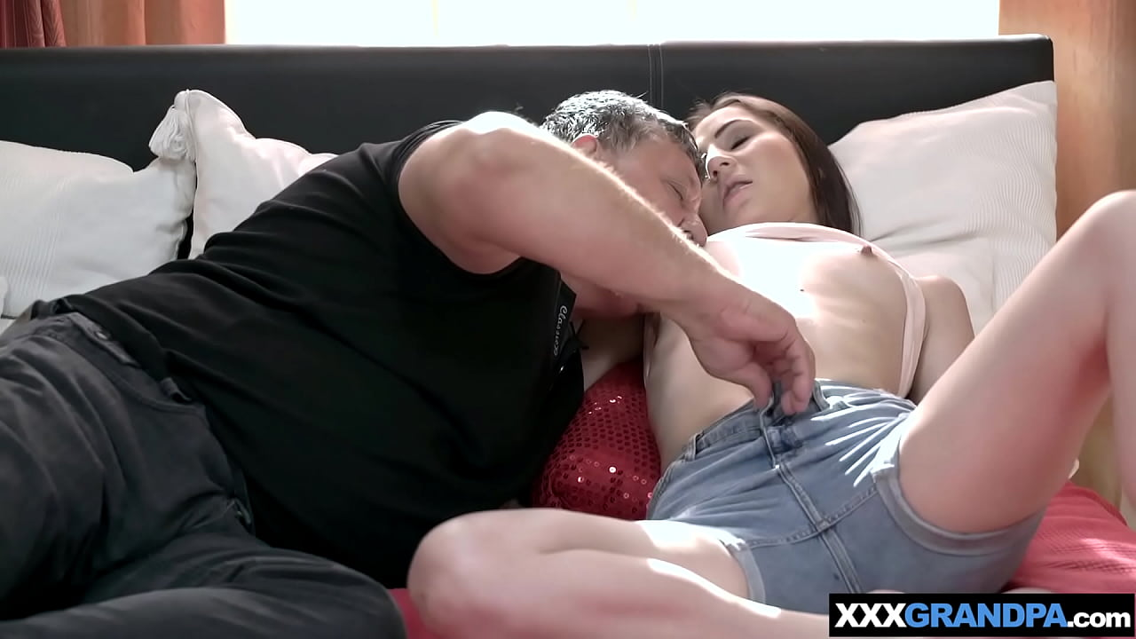 Old Doctor Licks Teen Pussy