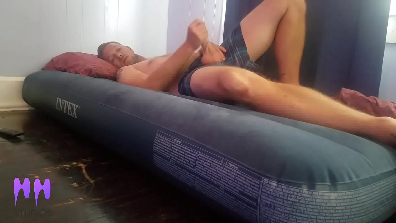 Caught Jerking Off Anal