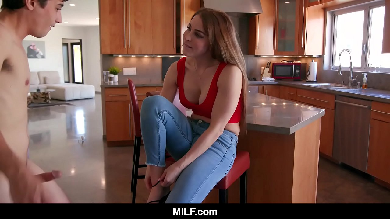 Milf Mother His Stepson
