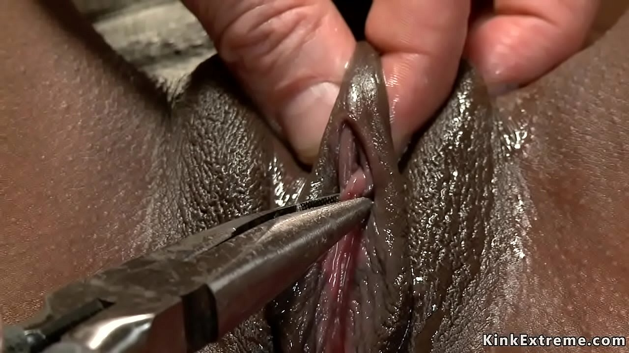 Gyno examination of huge clits adult archive