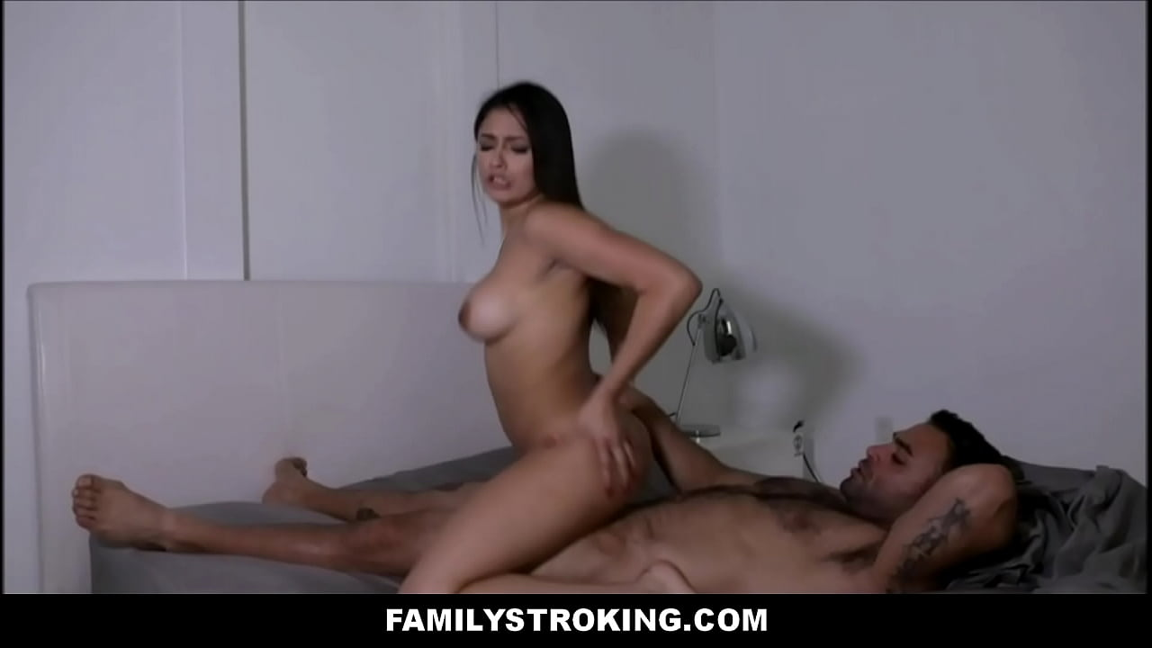 Step Dad Fucks Teen Daughter