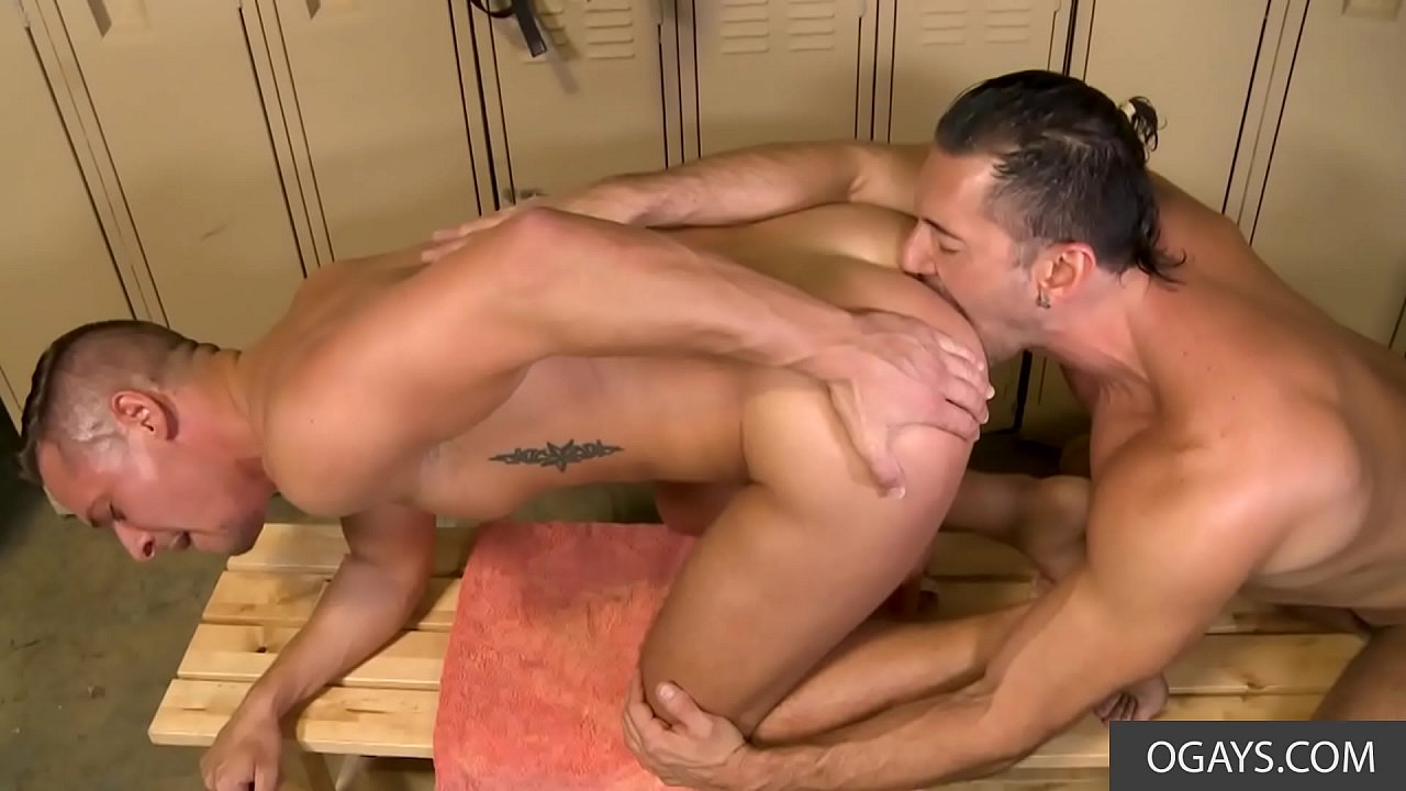 locker room anal
