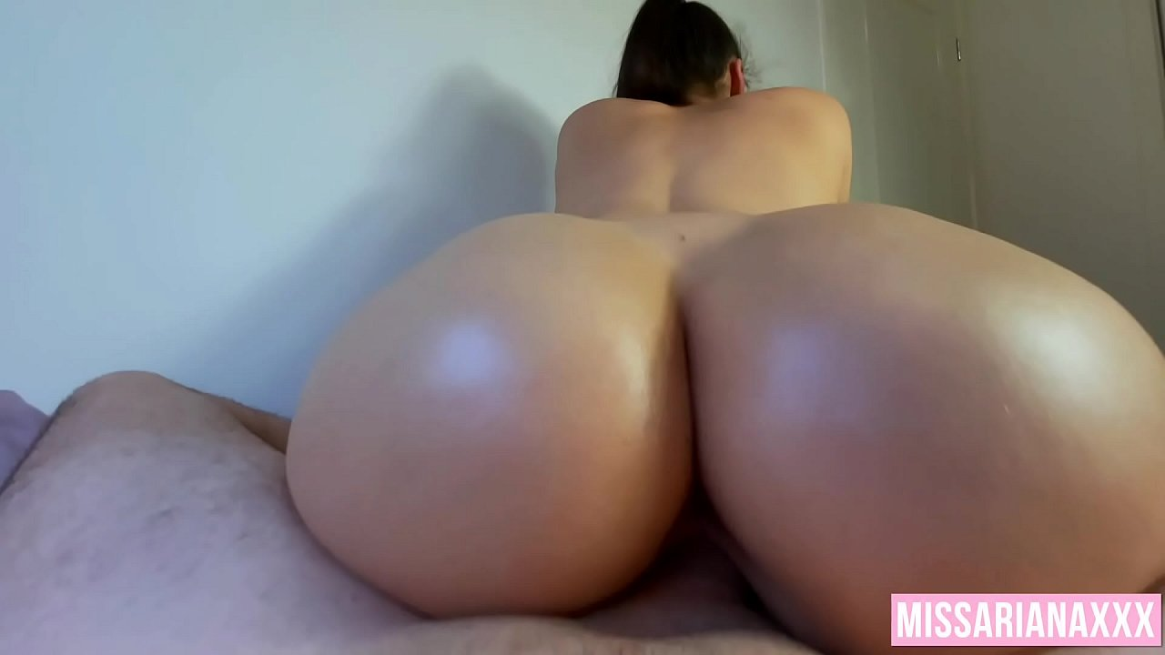 Reverse Cowgirl Ass Play