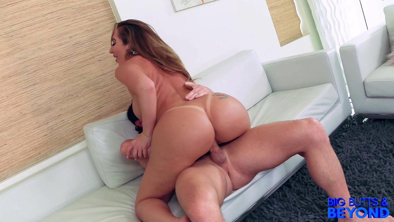 Big Ass Big Tits Riding Dick