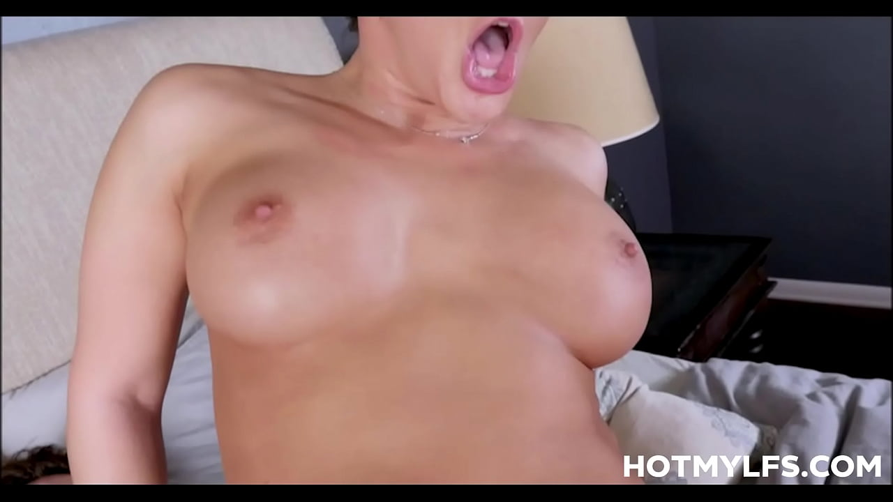 Mom Helps Son Big Ass Big Tits
