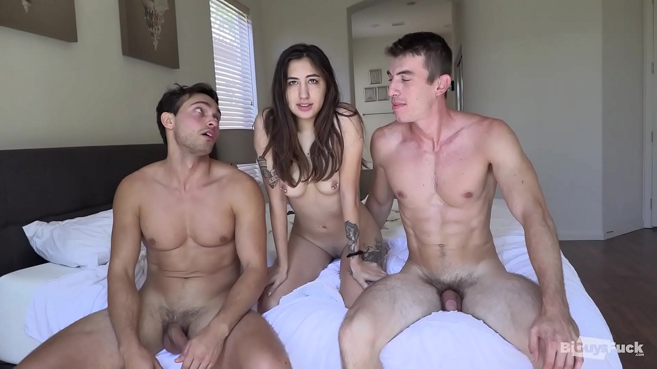 Bisexual Couple Threesome Mmf