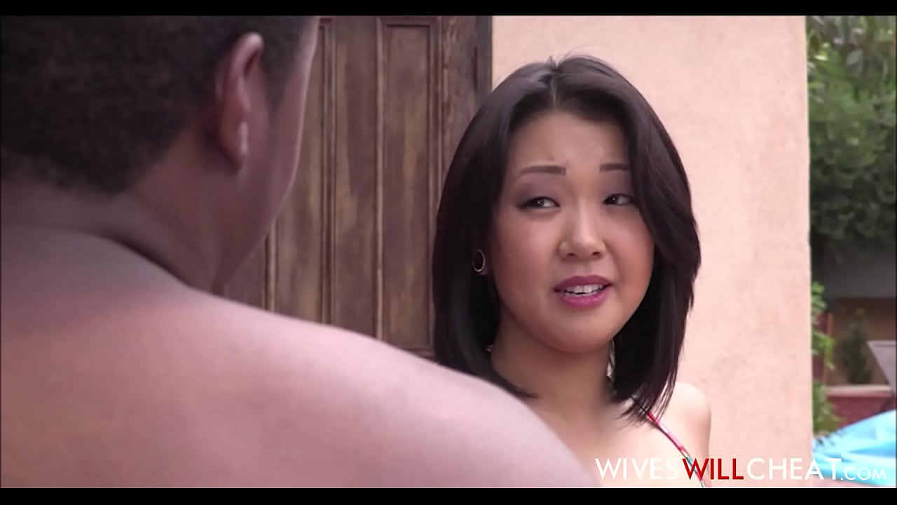 Hot Asian Wife Cheating