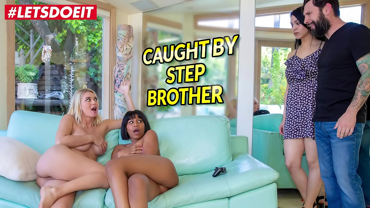 Step Brother Fucks Step Mother