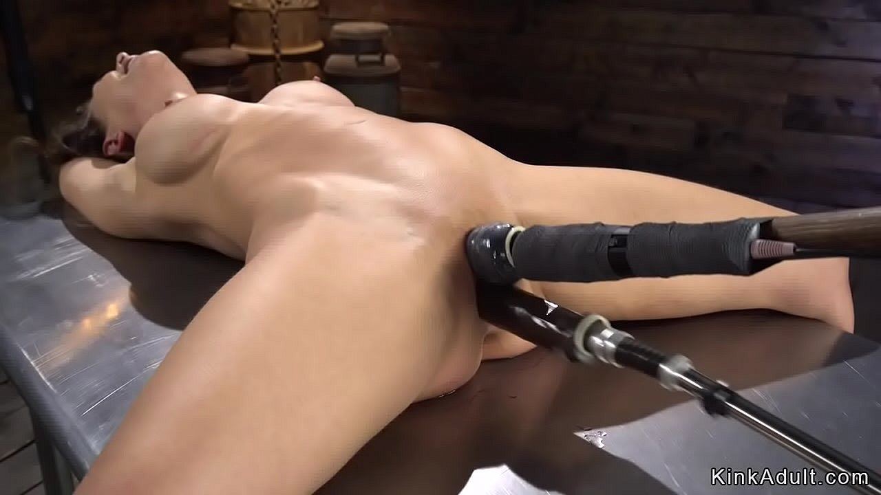 Intense Female Orgasm Bondage
