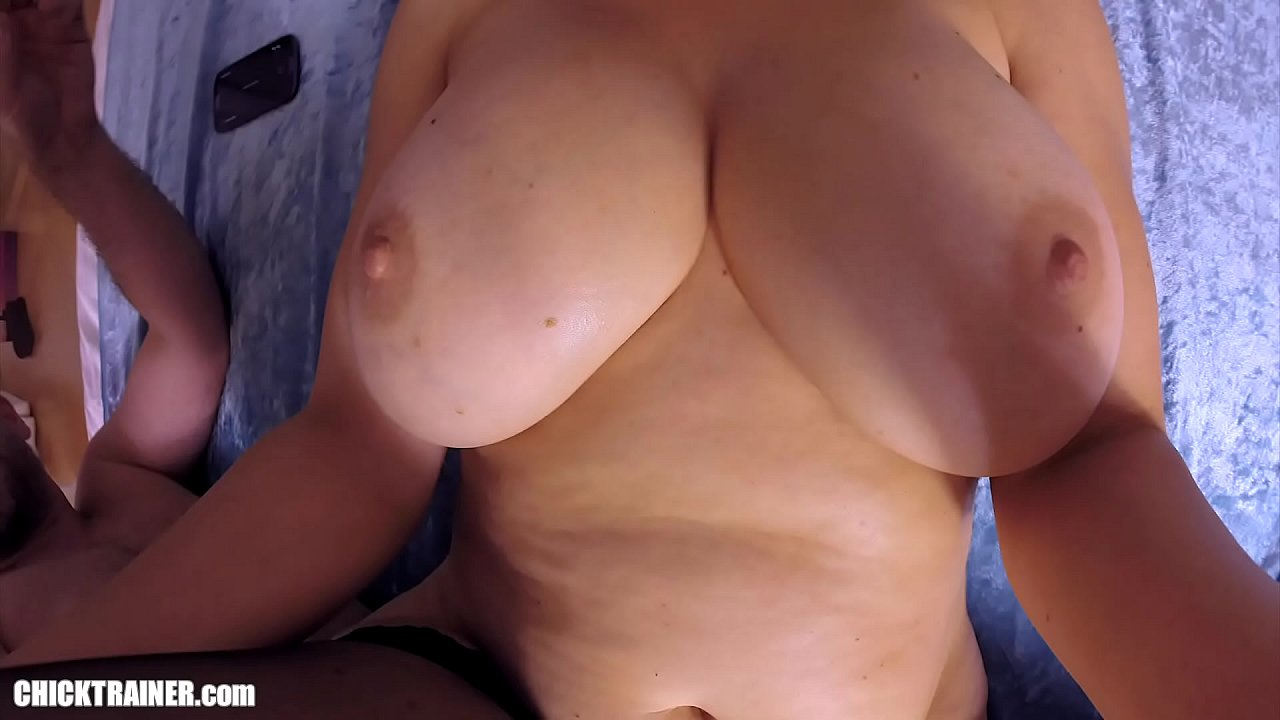 Big Tits Trimmed Creampie