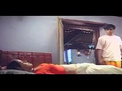 A hot Scene from the Movie Kinnarathumbikal