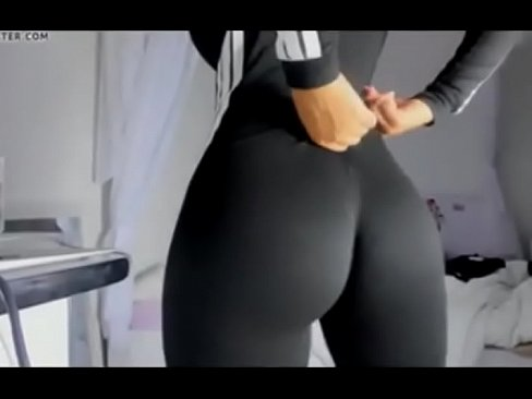 Yoga pants fuck College girl
