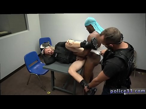 Leather gay stories cop handsome naked male police videos bondage