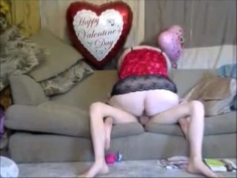 horny mom gives her valentine present stopped and looked