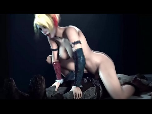 Question harley quinn exotic porn answer