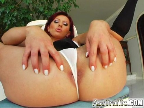 Two Dicks In Her Ass