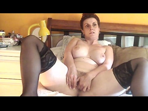 forget put panties Mature playing with her pussy looking for