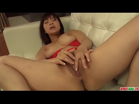 Hot japan girl Wakaba Onoue in beautiful porn scene with toy