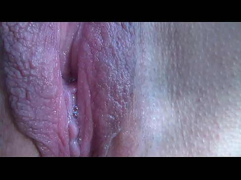 Real female mature orgasm upclose