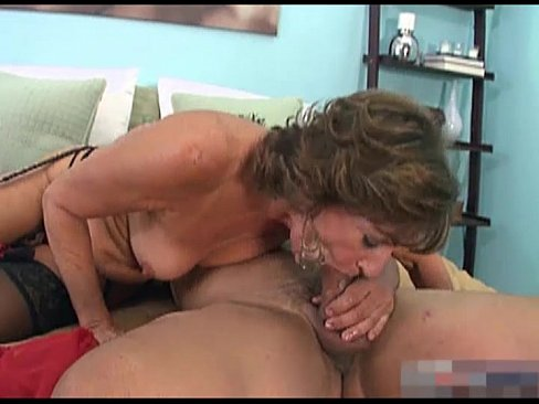 Hot Mature Sucks My Cock