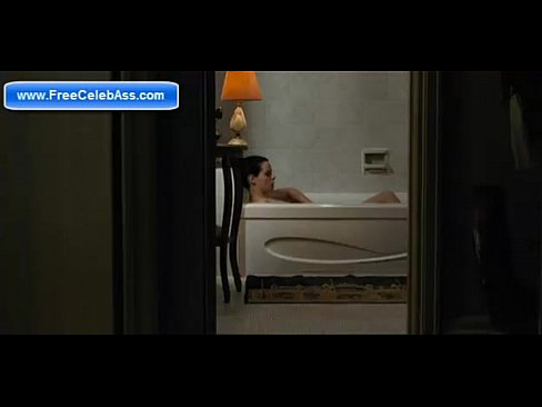 Emily Hampshire Bath Naked  in Good Neighbours 2010