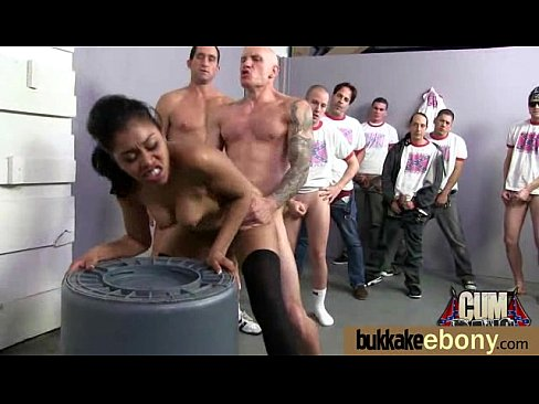Interracial bukkake sex with black porn star 30 - XNXX.COM