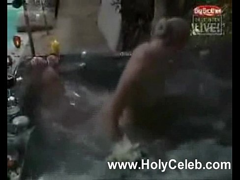 Big brother sex in pool usa