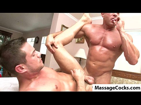Massagecocks muscule massage