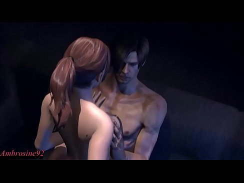 Huge Claire tits redfield