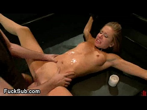 Friends see wifes pussy