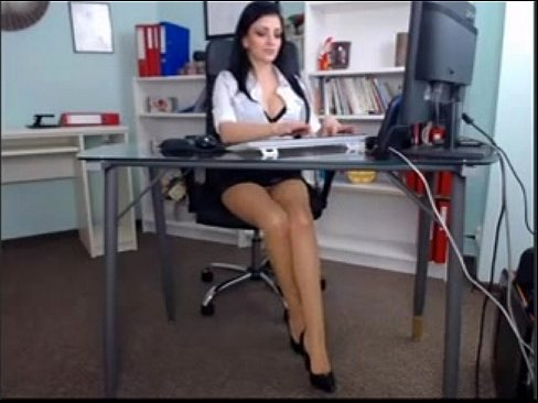 Office women hot the sexy in