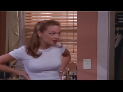 Leah Remini - Boobs & Ass HD (King of Queens montage)