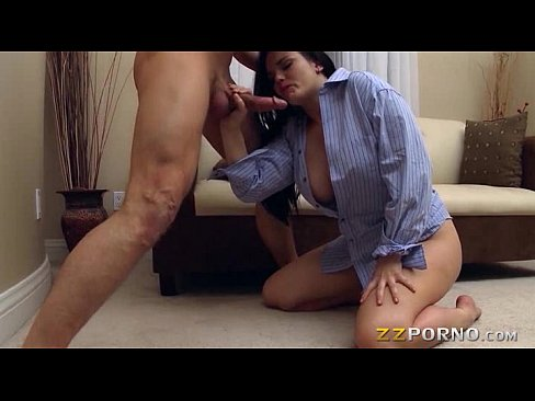 Bubble butt Mackenzee Pierce anal ripped and cum facialed