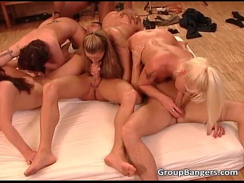 DPed At The Intense Foursome  Free