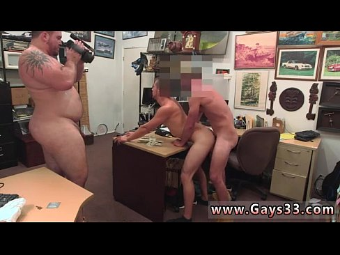 very horny gay hot sex after suck the professor droning open