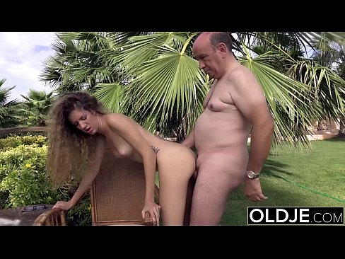 image Brunette wants unknown man to fuck her