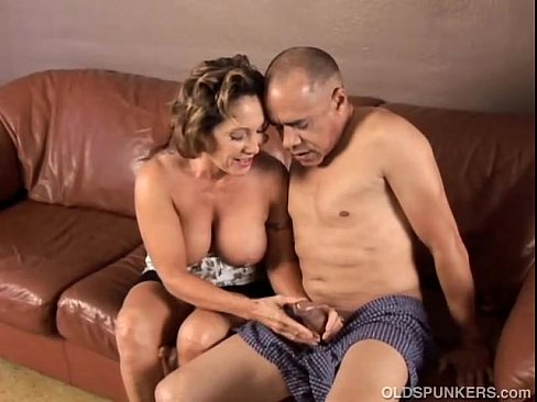 Sex with grandma is so much more fun 8